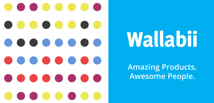Wallabii.  Amazing Products.  Awesome People.